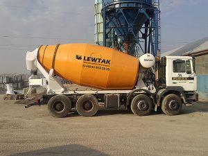 Producent betonu cennik