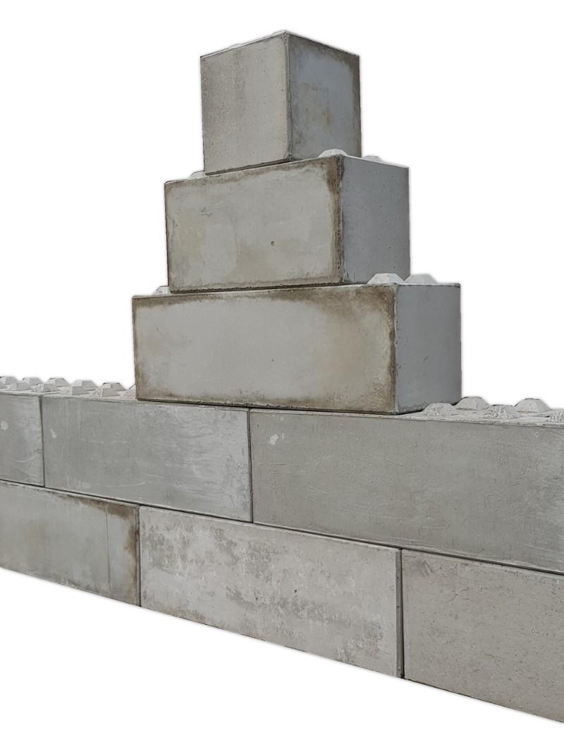 bloki betonowe - klocki betonowe - lewtak lubartów Lublin