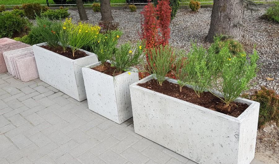 donice betonowe lublin lubartów Lewtak - beton
