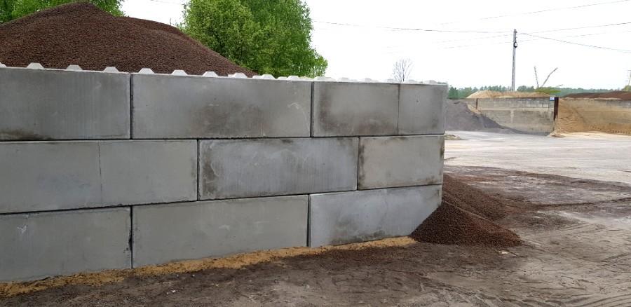 Producent betonu - bloki betonowe producent
