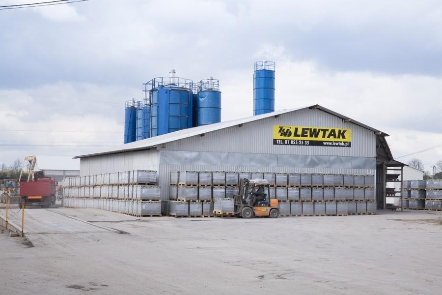 Lewtak - Materiały budowlane Lublin Lubartów