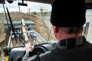 Spychacz Lewtak - Materiały budowlane Lublin Lubartów